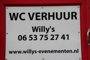 Willy's Evenementen 011